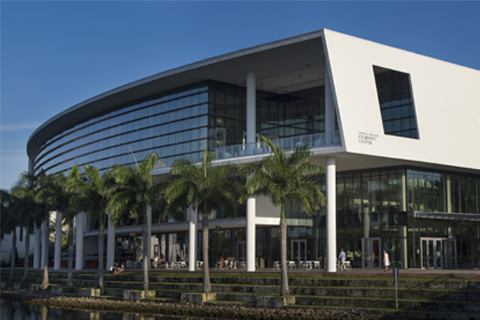 Shalala Student Center Building